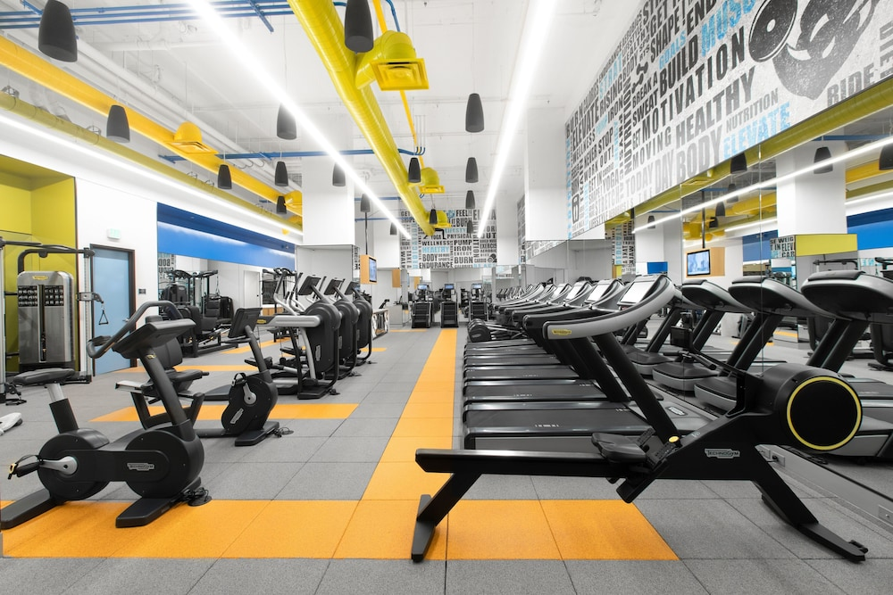 Fitness Facility, The STRAT Hotel, Casino & Skypod, BW Premier Collection