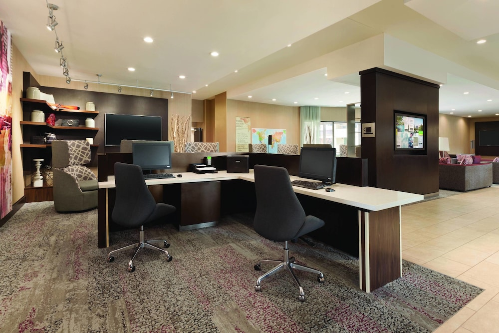 Business Center, Courtyard by Marriott Charlotte Airport North