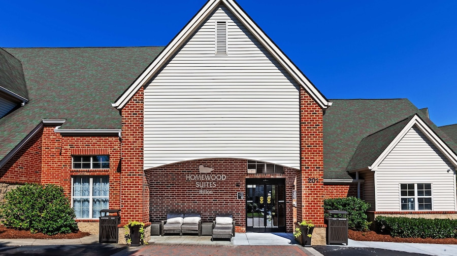 Homewood Suites by Hilton Greensboro Airport