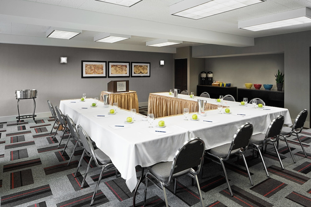 Meeting Facility, Four Points by Sheraton Downtown Seattle Center