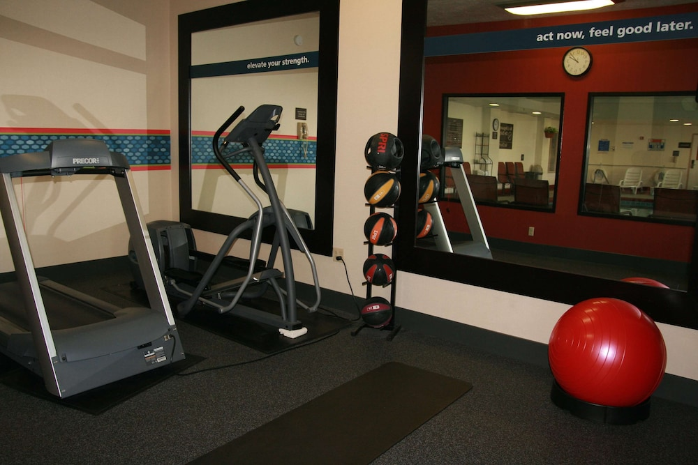 Fitness Facility, Hampton Inn Salt Lake City - Murray