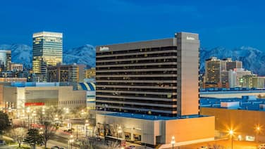 Radisson Hotel Salt Lake City Downtown