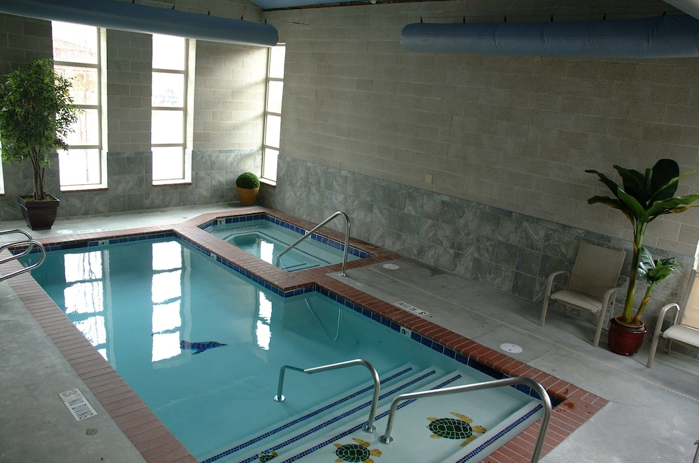Indoor Pool, The Lexington at Jackson Hole