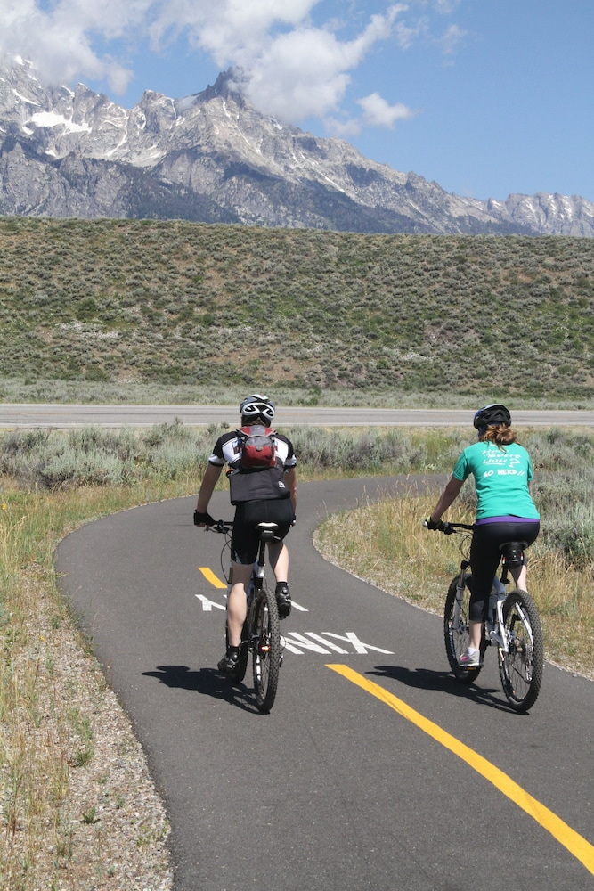 Bicycling, The Lexington at Jackson Hole