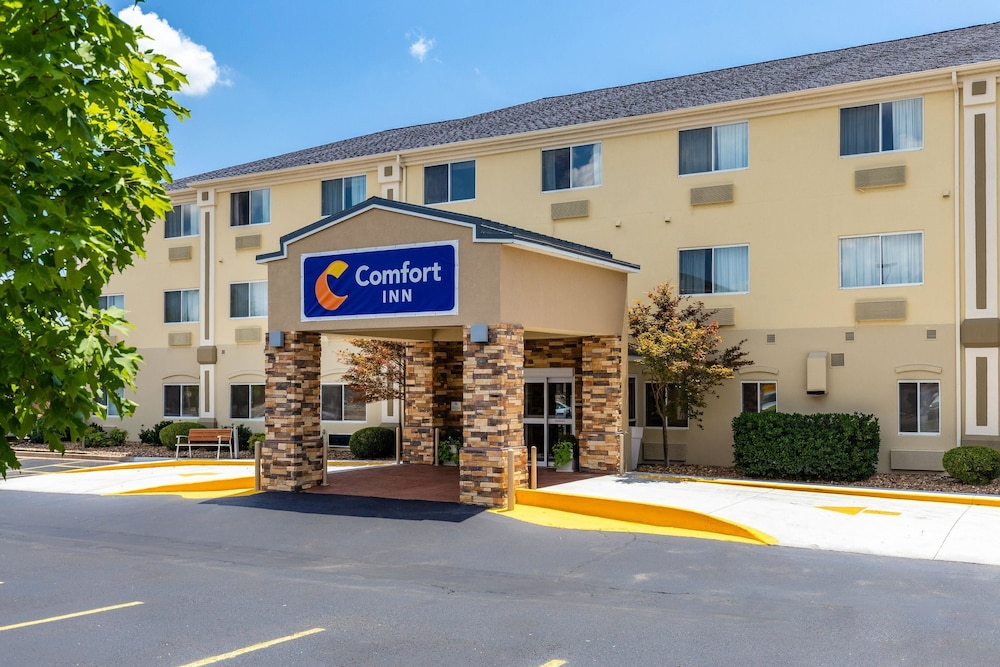 Featured Image, Comfort Inn South Tulsa - Woodland Hills