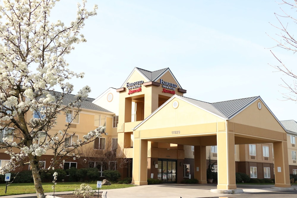 Fairfield Inn & Suites by Marriott Portland Airport