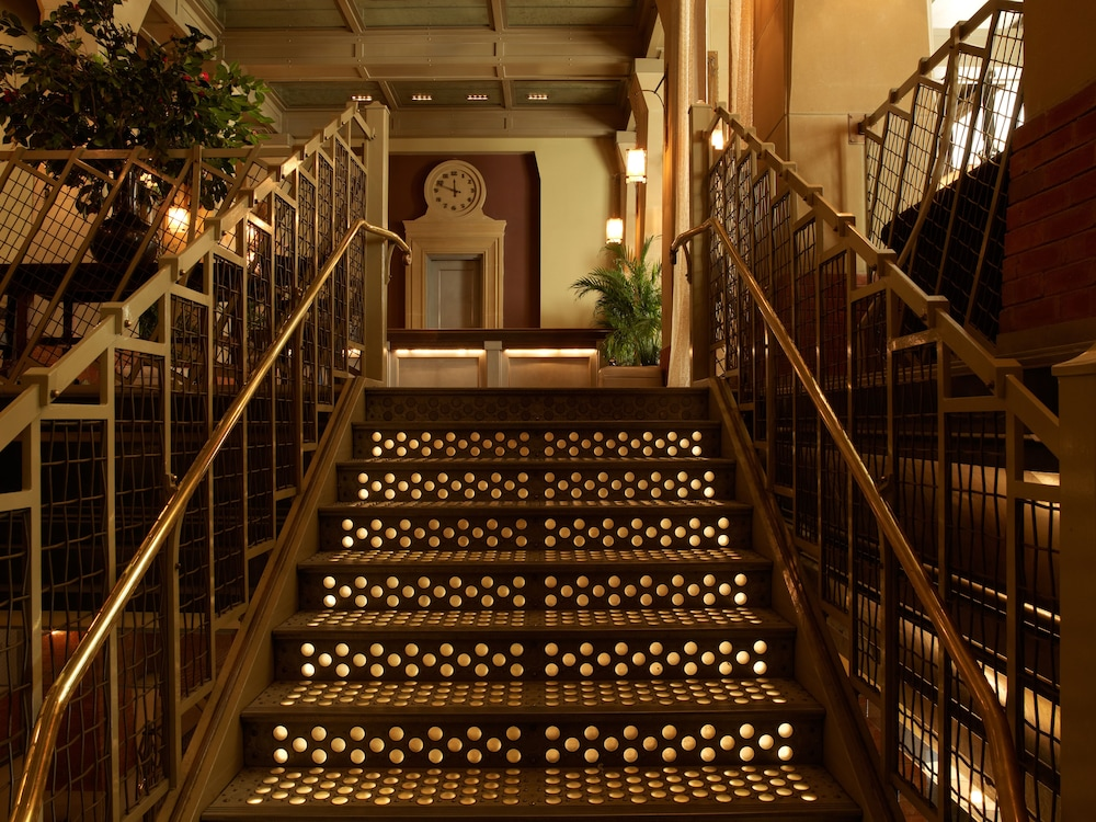 Interior Entrance, Soho Grand Hotel