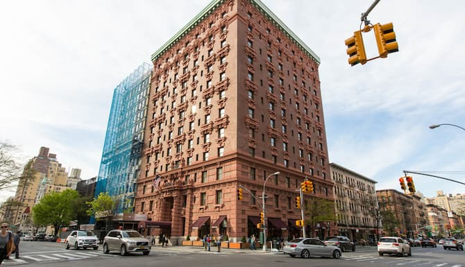 The Lucerne Hotel In New York Ny Expedia