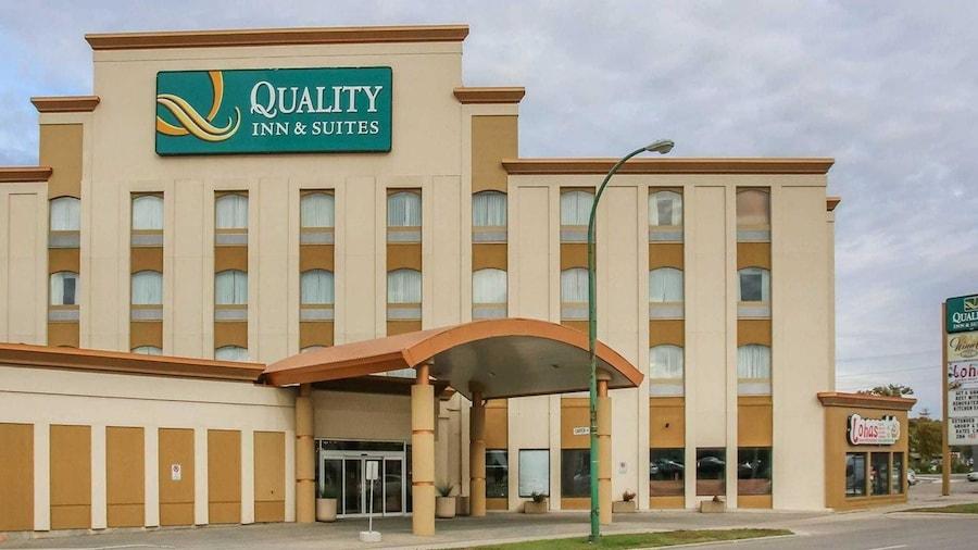 Quality Inn and Suites Winnipeg