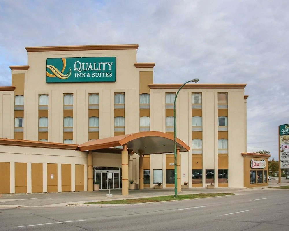 Featured Image, Quality Inn and Suites Winnipeg