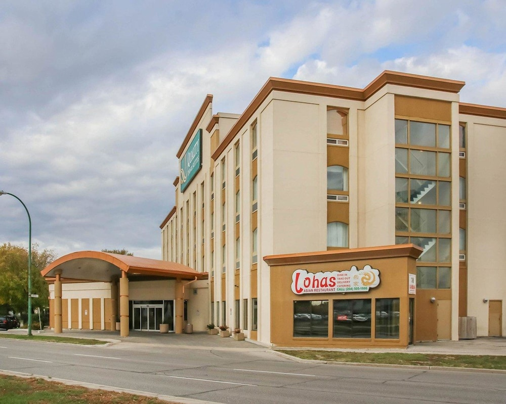 Exterior, Quality Inn and Suites Winnipeg