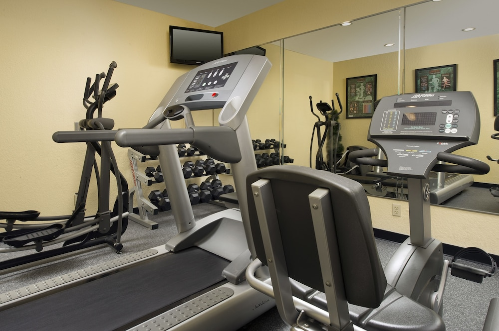 Fitness Facility, Best Western Alamo Suites
