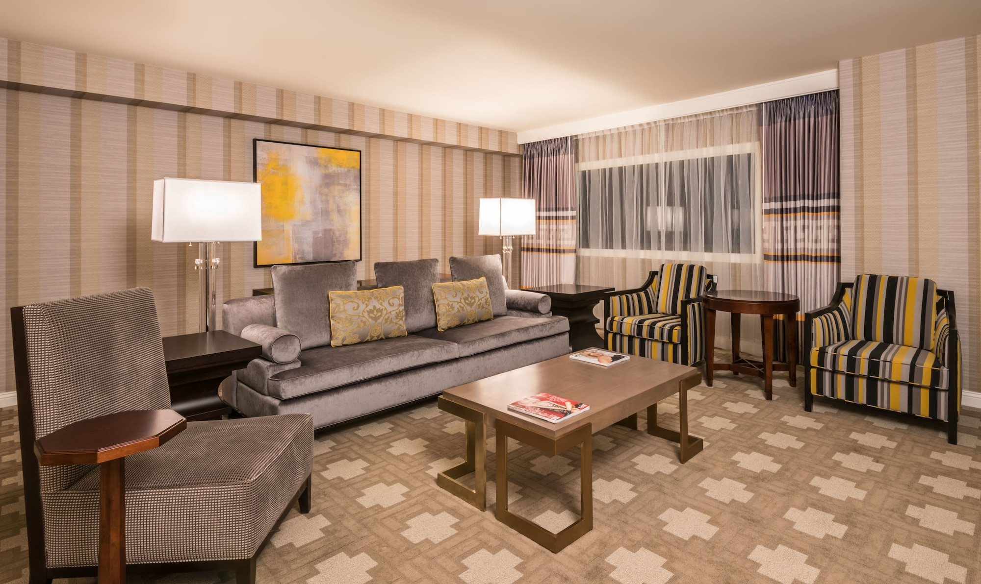 Julius Executive Suite, 1 King Bed