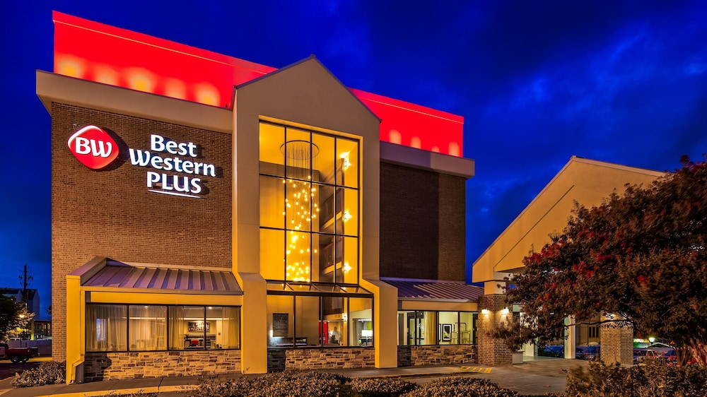 Best Western Plus Austin Central 2 5 Out Of 0