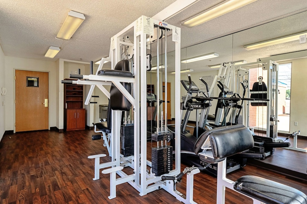 Fitness Facility, Quality Suites
