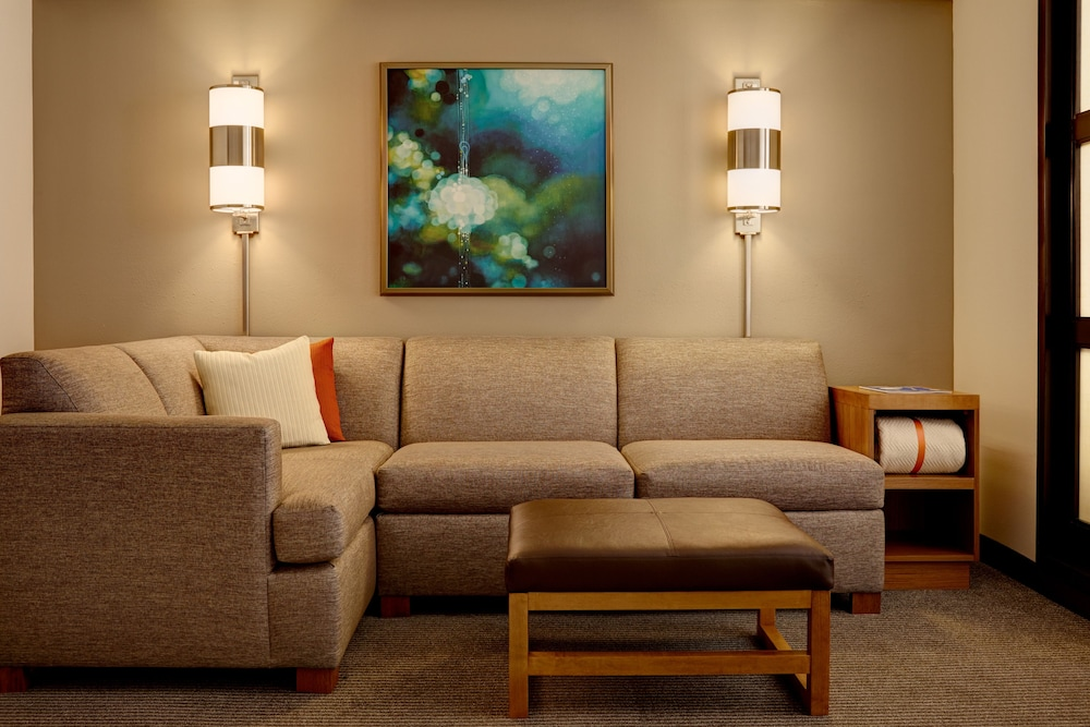 Living Area, Hyatt Place Austin-North Central