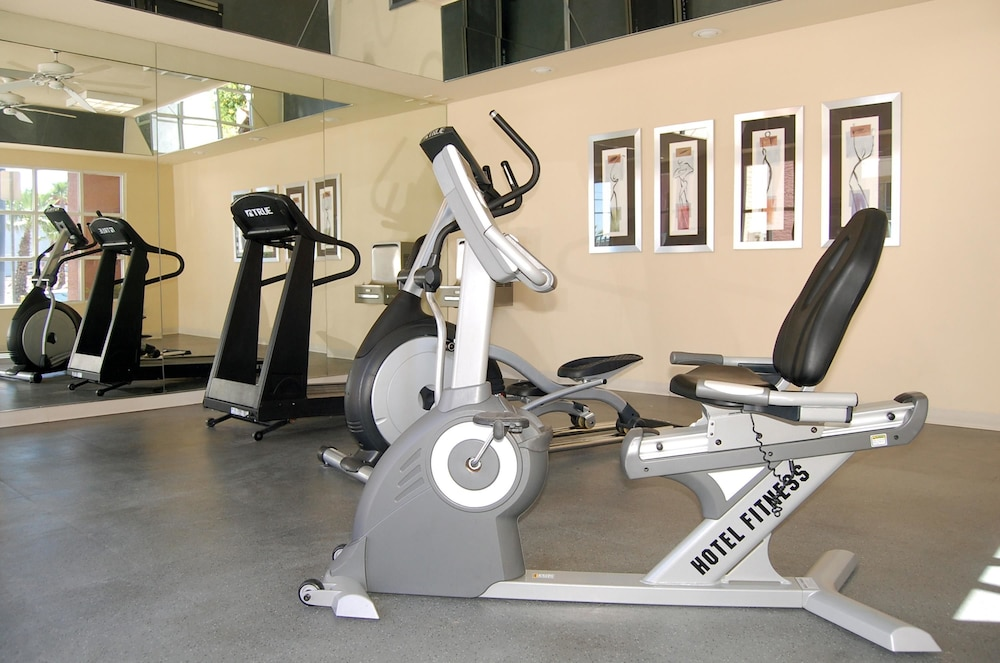 Fitness Facility, Extended Stay America - Las Vegas - Valley View