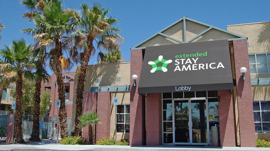 Extended Stay America Suites Las Vegas Valley View