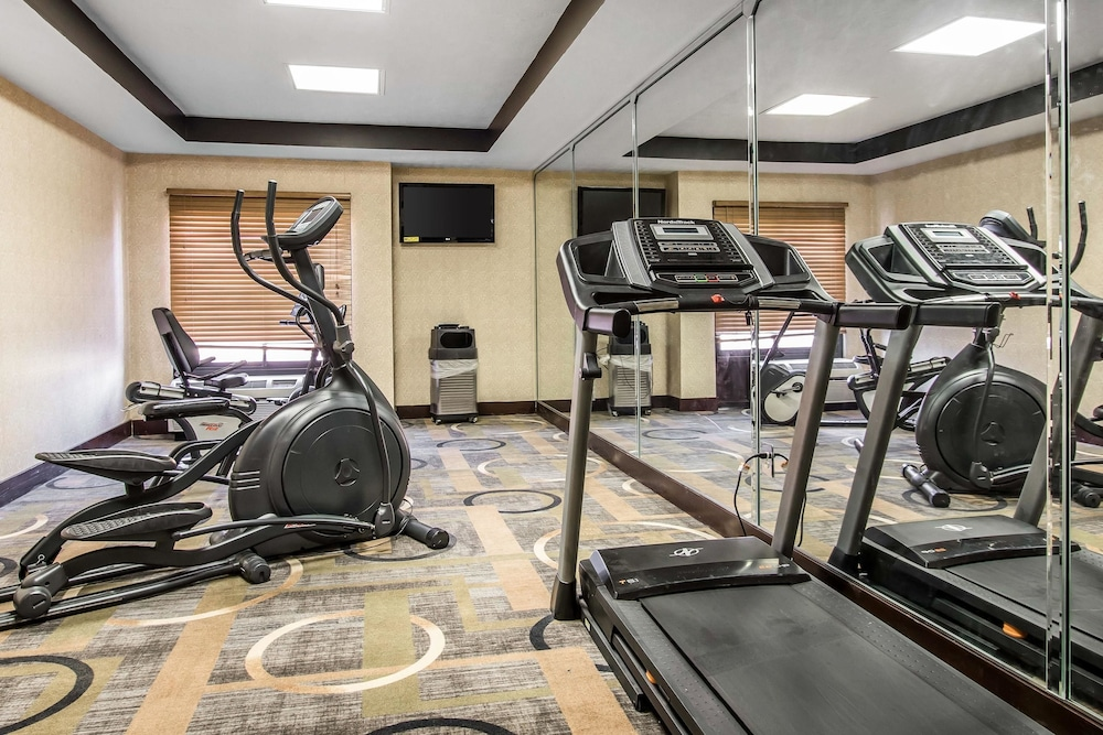 Fitness Facility, Quality Inn & Suites Memphis East