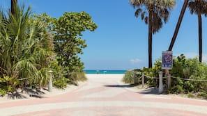In Strandnähe, kostenloser Shuttle zum Strand, Liegestühle, Strandtücher