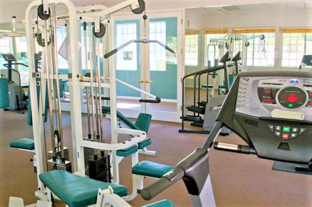 Fitness Facility, North Bay at Lake Arrowhead
