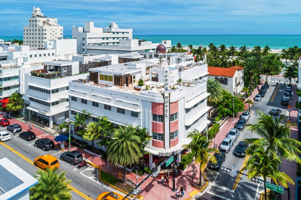Aerial View, Dream South Beach
