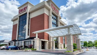Drury Inn & Suites St. Louis Airport
