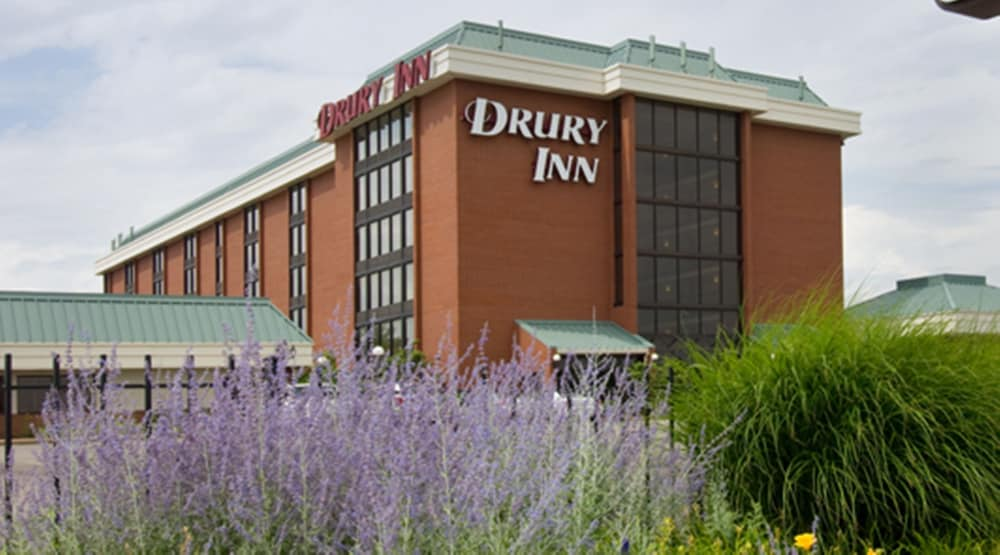 Front of Property, Drury Inn & Suites St. Louis Airport
