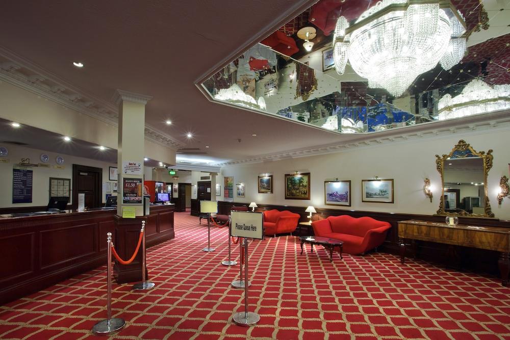 Britannia Sachas Hotel Manchester Reviews