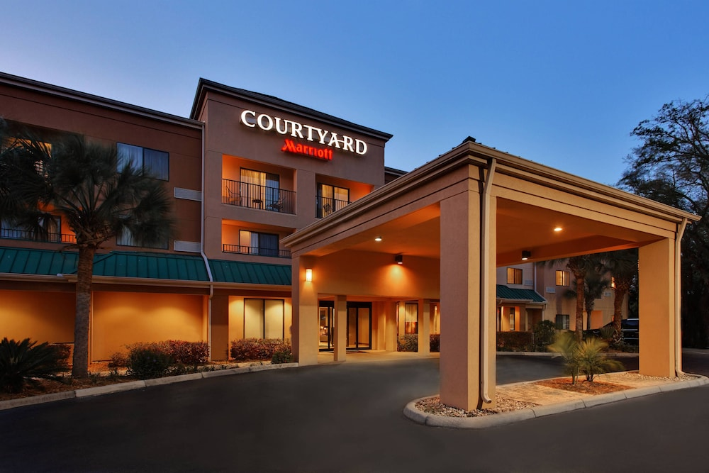 Exterior, Courtyard by Marriott Gainesville