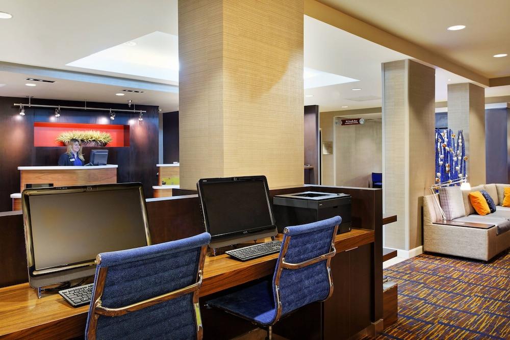 Business Center, Courtyard by Marriott Gainesville