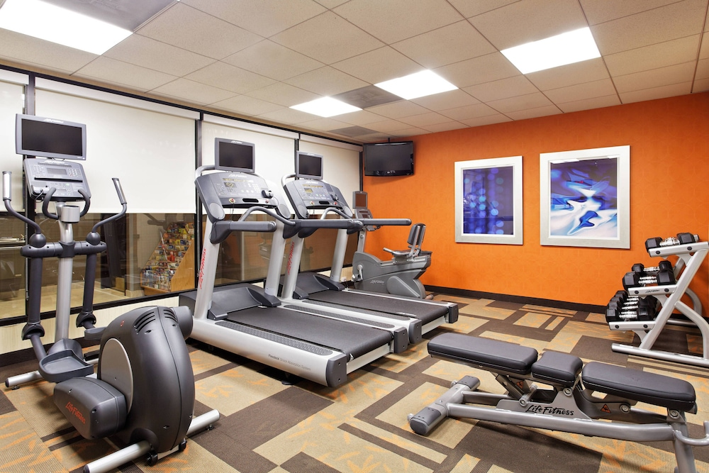 Fitness Facility, Courtyard by Marriott Gainesville