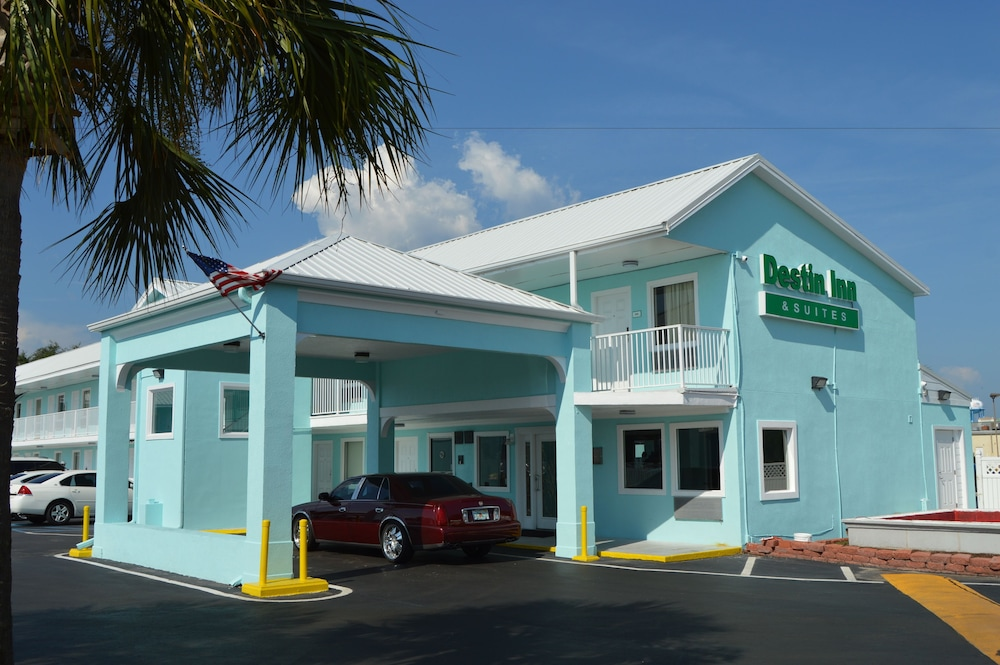 Destin Inn And Suites In Fort Walton Beach Destin Fl
