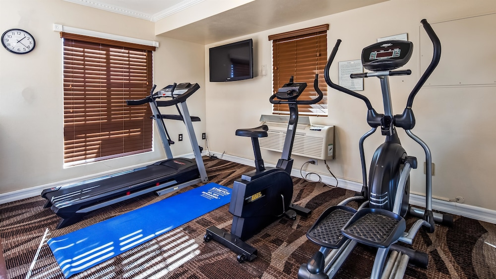 Fitness Facility, Best Western El Centro Inn