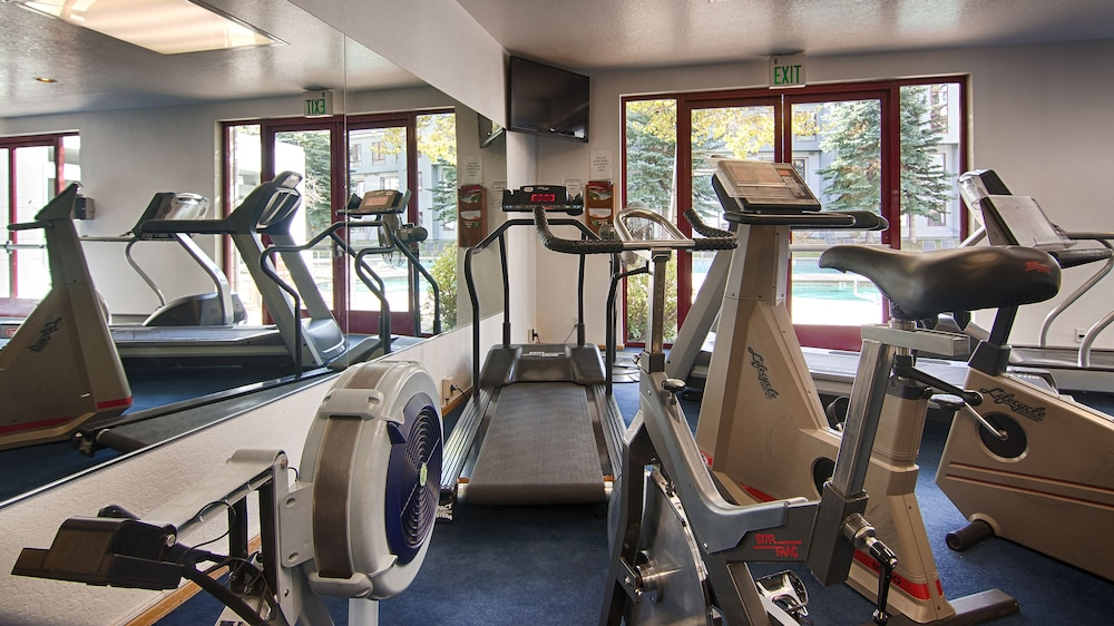 Fitness Facility, Squaw Valley Lodge