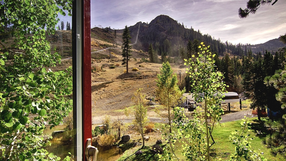 View from Property, Squaw Valley Lodge