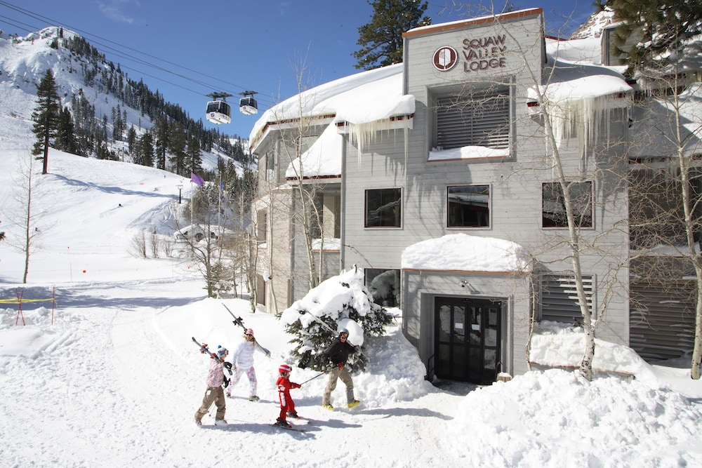Featured Image, Squaw Valley Lodge