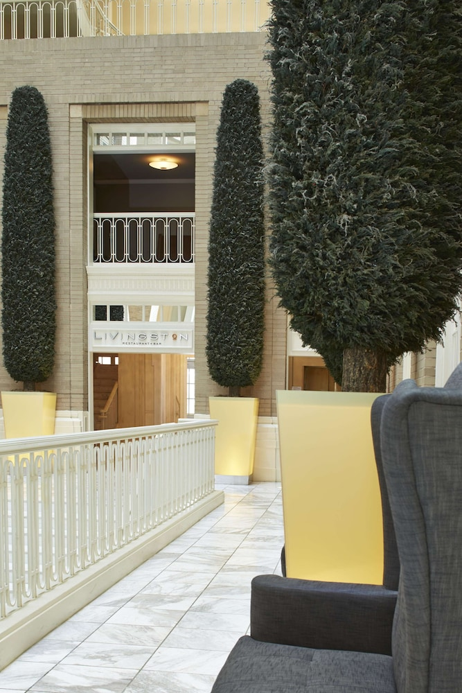 Lobby, The Georgian Terrace Hotel