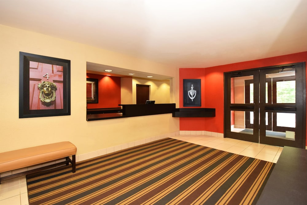 Lobby, Extended Stay America Chesapeake - Crossways Boulevard