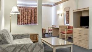 Cribs/infant beds, free WiFi, linens, alarm clocks