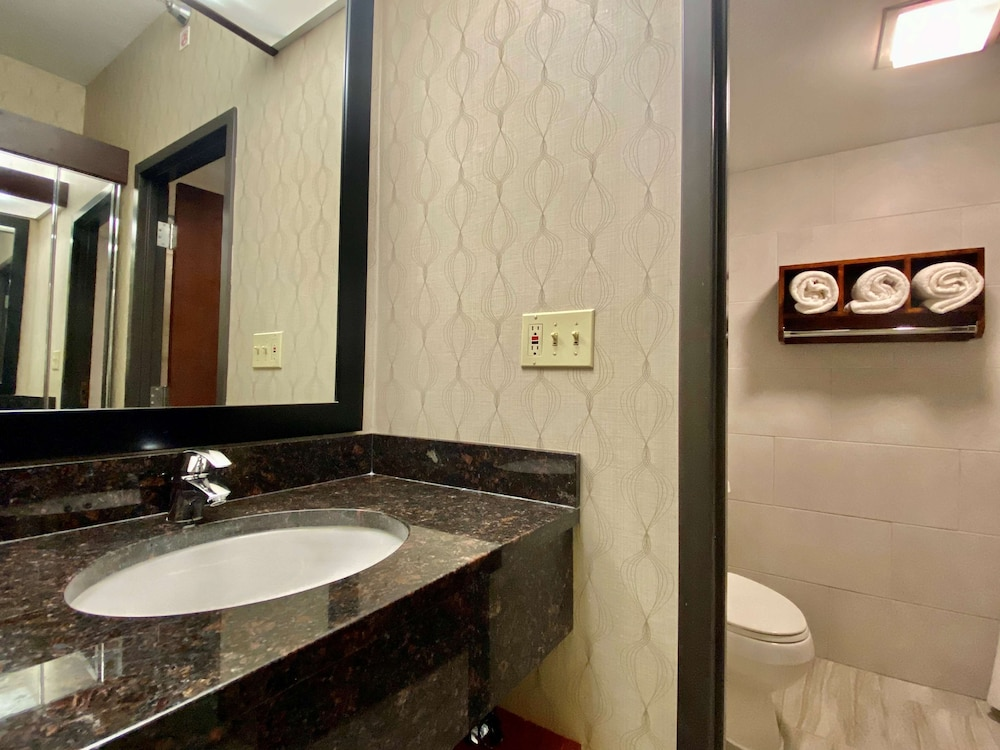 Bathroom, Best Western Plus Houston Energy Corridor