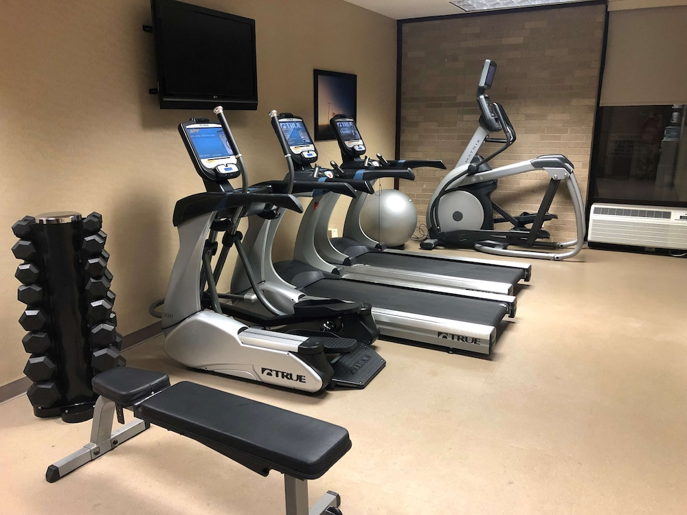 Fitness Facility, Best Western Plus Houston Energy Corridor