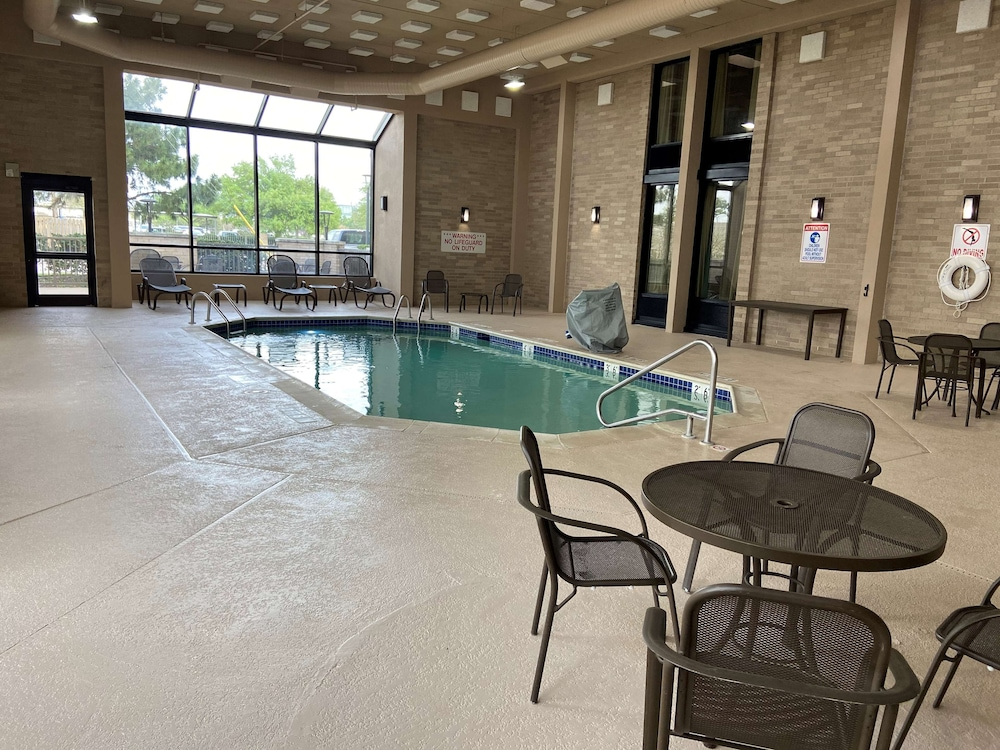 Indoor Pool, Best Western Plus Houston Energy Corridor