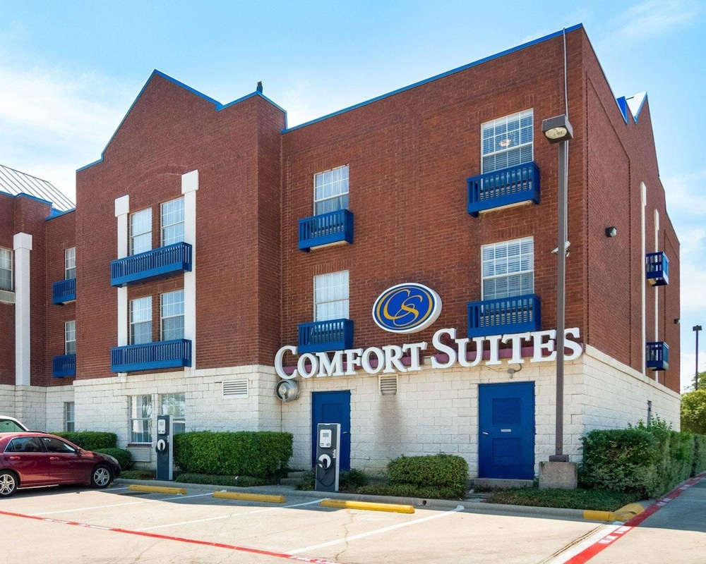 Exterior, Comfort Suites Las Colinas Center