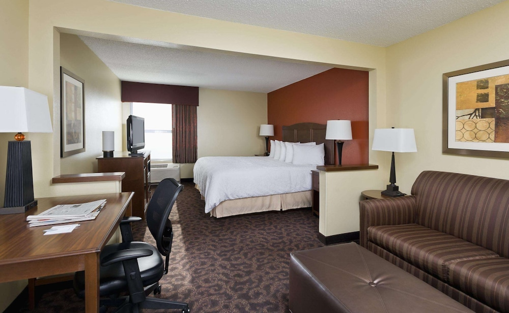 Room, Hampton Inn San Angelo