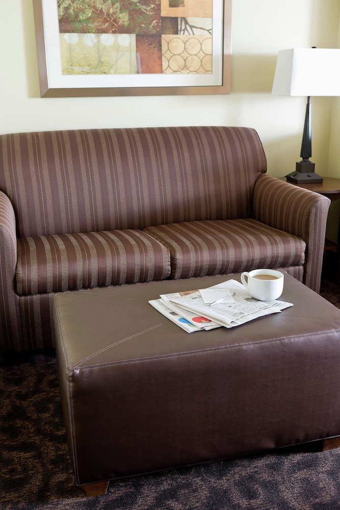 Living Area, Hampton Inn San Angelo