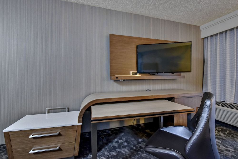 Room, Courtyard by Marriott Downtown Boise