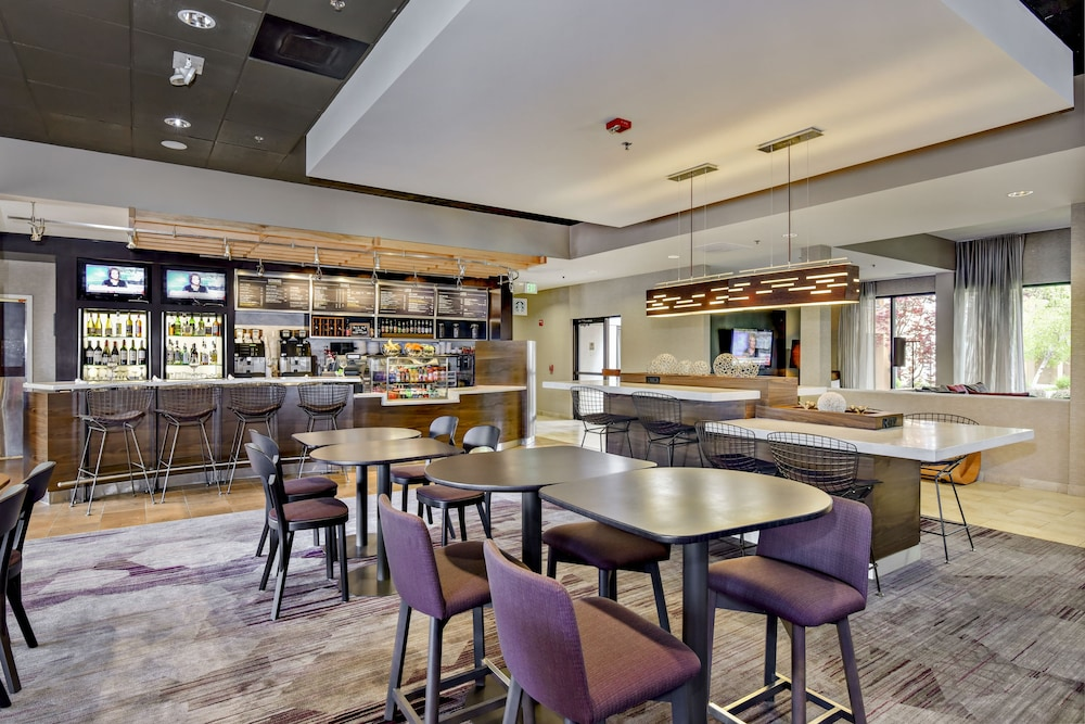Restaurant, Courtyard by Marriott Downtown Boise
