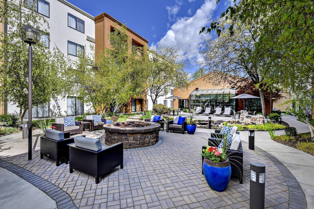 Exterior, Courtyard by Marriott Downtown Boise