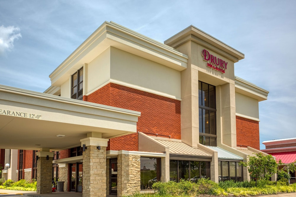 Exterior, Drury Inn & Suites St. Louis Fairview Heights
